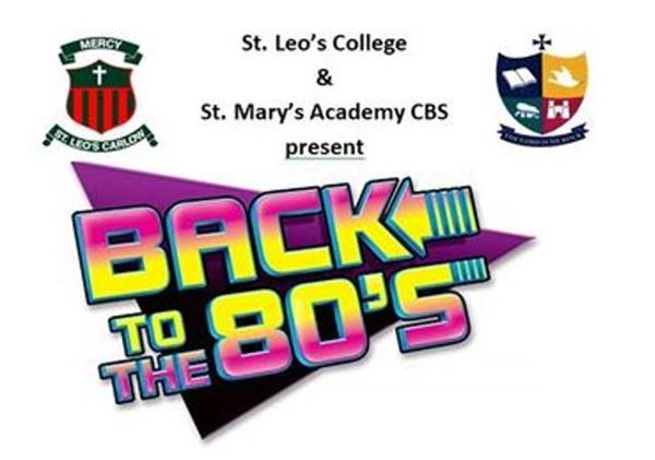 TY Musical Production - Back To The 80's